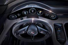ポルシェ 電動4座席スポーツカー・コンセプト「ミッションE」