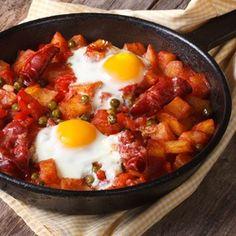 Portuguese Breakfast Skillet