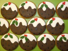 Image result for christmas biscuit decorations