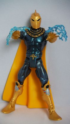 Dr. Fate (DC Universe) Custom Action Figure