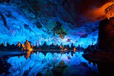 Reed Flute Cave | Nature Flip