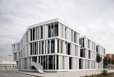 LAW COURTS, SANT BOI DE LLOBREGAT, Baas Arquitectes