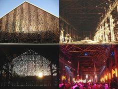 Arles : reconversion d'un atelier ferroviaire en lieu festif - Etat et collectivités