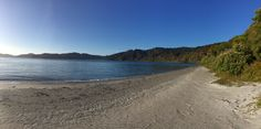 New Years Eve as seen from the Port William campsite on Stewart Island's Rakiura Track, what a spot! Forest Hill, Amazing Destinations, Campsite, New Years Eve, New Zealand, Track, Island, Water, Life