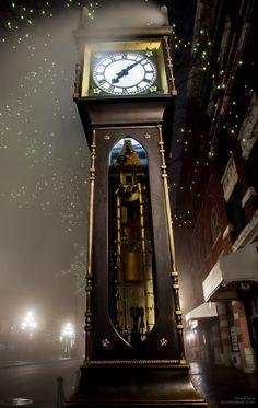 Steam Clock - Vancouver - Canada