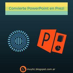 Transforma tu PowerPoint en un atractivo Prezi de forma muy sencilla | TIC para la educación