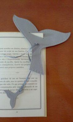Girassol handmade art: Marca Página/ EVA #