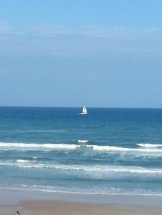 Beautiful beach, spent a lot of days on the sand at Daytona Beach Florida.  You can too, we can show you how  www.havefunandbefree.com