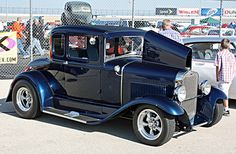 My 1931 Ford coupe...Brought to you by House of #Insurance in #Eugene #Oregon