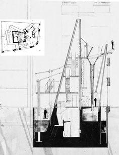 Bartlett Architecture Year 1, Nicola Czyz, Building Project