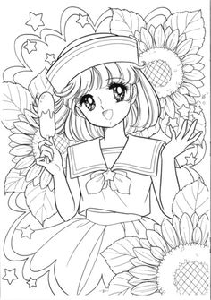 People Coloring Pages, Cute Coloring Pages, Disney Coloring Pages, Animal Coloring Pages, Printable Coloring Pages, Coloring Pages For Kids, Manga Coloring Book, Coloring Books, Cartoon Drawings