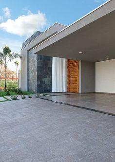 New House Architecture Contemporary Garage Ideas Best Exterior Paint, Design Exterior, Facade Design, Modern Exterior, House Front, My House, Garage Boden, Exterior Makeover, New House Plans