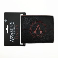 Wave hello to this awesome Assassins Creed wallet  http://www.liltroublemakers.com/products/assassins-creed-wallet?utm_campaign=crowdfire&utm_content=crowdfire&utm_medium=social&utm_source=pinterest #Littletroublemakers #LiLTrubz #TroubleMakerInc
