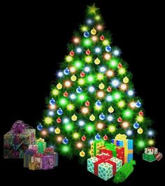 Christmas - Glitter Animations - Snow Animations - Animated images - Page 17 Animated Christmas Tree, Christmas Scenes, Noel Christmas, Merry Christmas And Happy New Year, Christmas Wishes, Christmas Pictures, Christmas Greetings, Winter Christmas, Vintage Christmas