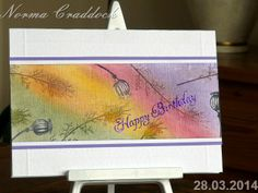 Lavinia stamps and pan pastels
