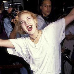 Drew Barrymore || 1991
