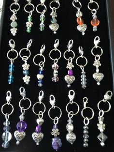 Personalized Photo Charms Compatible with Pandora Bracelets. These charms look great hanging on a zipper, a purse or you to hold keys. Approximately 4 long. They are useful as well as decorative. Wire Jewelry, Jewelry Crafts, Beaded Jewelry, Jewelery, Beaded Crafts, Homemade Jewelry, Bijoux Diy, Schmuck Design, Beads And Wire