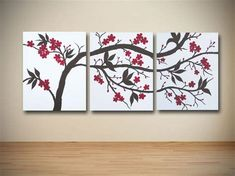 Image result for triptych art painting