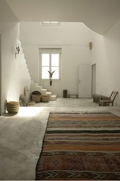 Love this open simple space