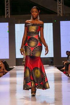 Glitz Africa Fashion Week – Sarah Richards ~Latest African Fashion, African women dresses, African P African Inspired Fashion, African Dresses For Women, African Print Dresses, African Print Fashion, Africa Fashion, African Attire, African Wear, African Fashion Dresses, Ethnic Fashion