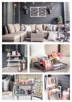 5 tips to create your own outdoor movie night | as seen on The Styled Fox, a Houston Fashion Blog
