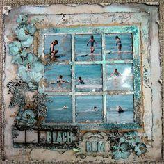 Susan Smit: 'BEACH BUM'