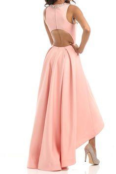 Johnathan Kayne Hi Low Gabrielle Dress