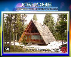 KBhome A-Frame House #KBhome