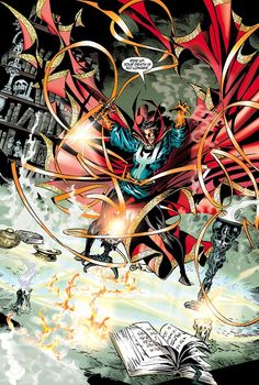 Doctor Strange was created by Steve Ditko. Doctor Strange is Marvel's most powerful sorcerer, as he takes on other sorcerers, demons, and a vast array of other supernatural beings. The many supernatural elements qualifies doctor strange comics as  horror comics.