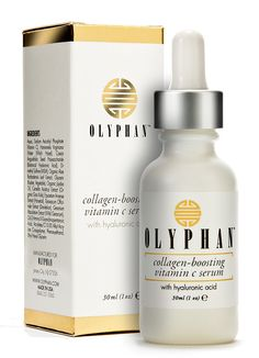 Organic Vitamin C Serum for Face with Hyaluronic Acid. Collagen Boosting Formula Brightens Skin, Fades Dark Spots, and Reduces Wrinkles. *** More info could be found at the image url. (Note:Amazon affiliate link)