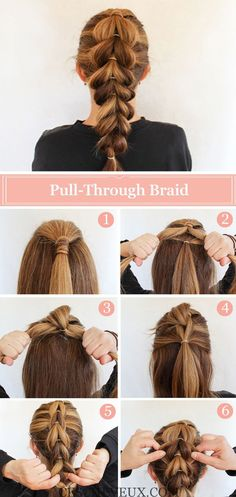 Creative Ponytail