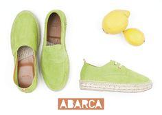 Apargatas de hombre y mujer. Espadrilles for men & women. Artisanal shoes. Hand made in Spain.