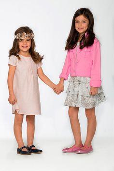 Pablosky - Primavera-Verano 2016 - SS 2016 Kid fashion trendsNiña » Merceditas