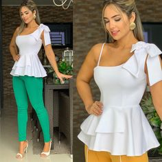 Shop Sexy Trending Dresses – Chic Me offers the best women's fashion Dresses deals Sweater Fashion, Fashion Wear, Women's Fashion Dresses, Skirt Fashion, Couture Fashion, Cute Summer Outfits, Pretty Outfits, Blue Chiffon Dresses, Iranian Women Fashion