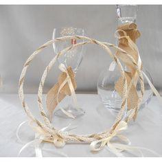 Σετ γάμου κωδ.352 - e-Stefana.gr Clothes Hanger, Crafts, Craft, Coat Hanger, Hangers, Coat Hooks