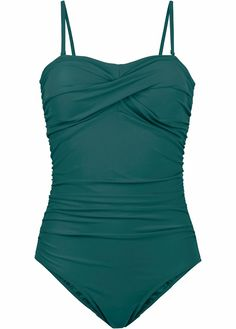 ecb4ad82b4 One Piece Swimsuit New Plus Size Swimwear Women Print Solid Swimwear  Vintage Retro Bathing Suits Monokini Swimsuit