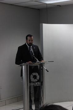 Es Miguel Guerrero Elías el nuevo presidente de Canacintra Chihuahua | El Puntero