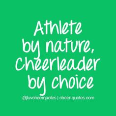 51 Best Cheerleading Quotes images | Cheerleading quotes ...