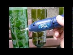 copos e taças de garrafas de vidro personalizadas-como fazer parte 2