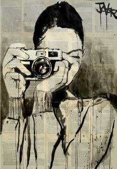 """""""Smile"""" by Loui Jover"""
