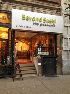 Beyond Sushi  229 East 14th Street, between 2nd & 3rd Ave, Gramercy, East Manhattan, NYC
