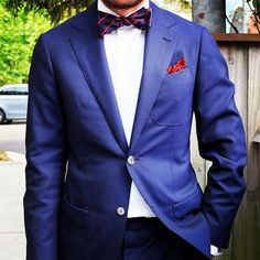 hespokeshespoke:    06.11.2012  Cup Day. Plenty of quizzical looks for the bow tie.