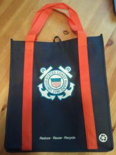 Coast Guard Reusable bag :)