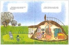From House by Mouse. Illustrations by Doris Smith. Story by George Mendoza