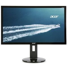 "Monitor perfect as Acer 28"" LED Widescreen Monitor 