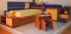 Dormitorio doble para Niños