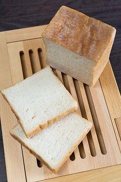 低温発酵の一斤ぴったり角食パン