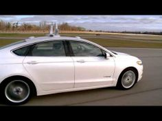 Ford Reveals Automated Fusion Hybrid Research Vehicle