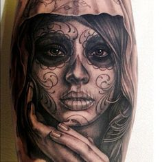Great detail for a tattoo