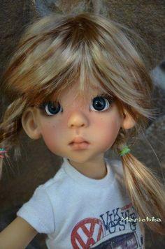 Вернуться в детство - кто не рад? / Куклы Кайе Виггз, Kaye Wiggs dolls / Бэйбики. Куклы фото. Одежда для кукол